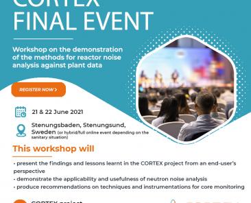 CORTEX Final event